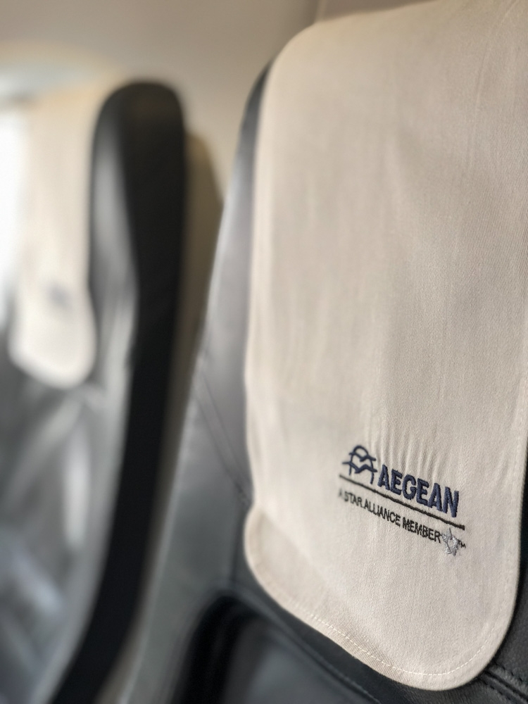 Aegean Airlines Business Class