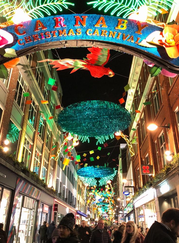 Τι μπορείς να κάνεις στο Λονδίνο την περίοδο των γιορτών