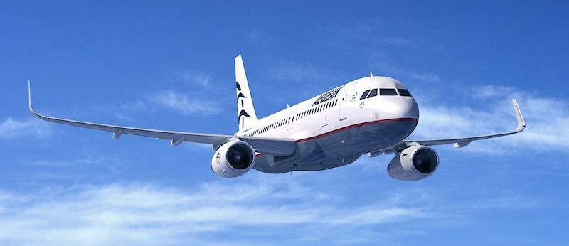 Aegean Airlines προορισμοί εξωτερικού