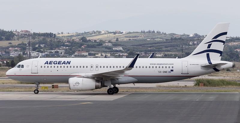 Aegean Airlines έκπτωση