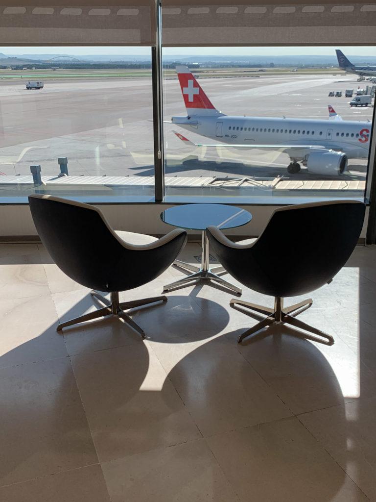 Puerta Del Sol VIP Lounge, Madrid Barajas Airport