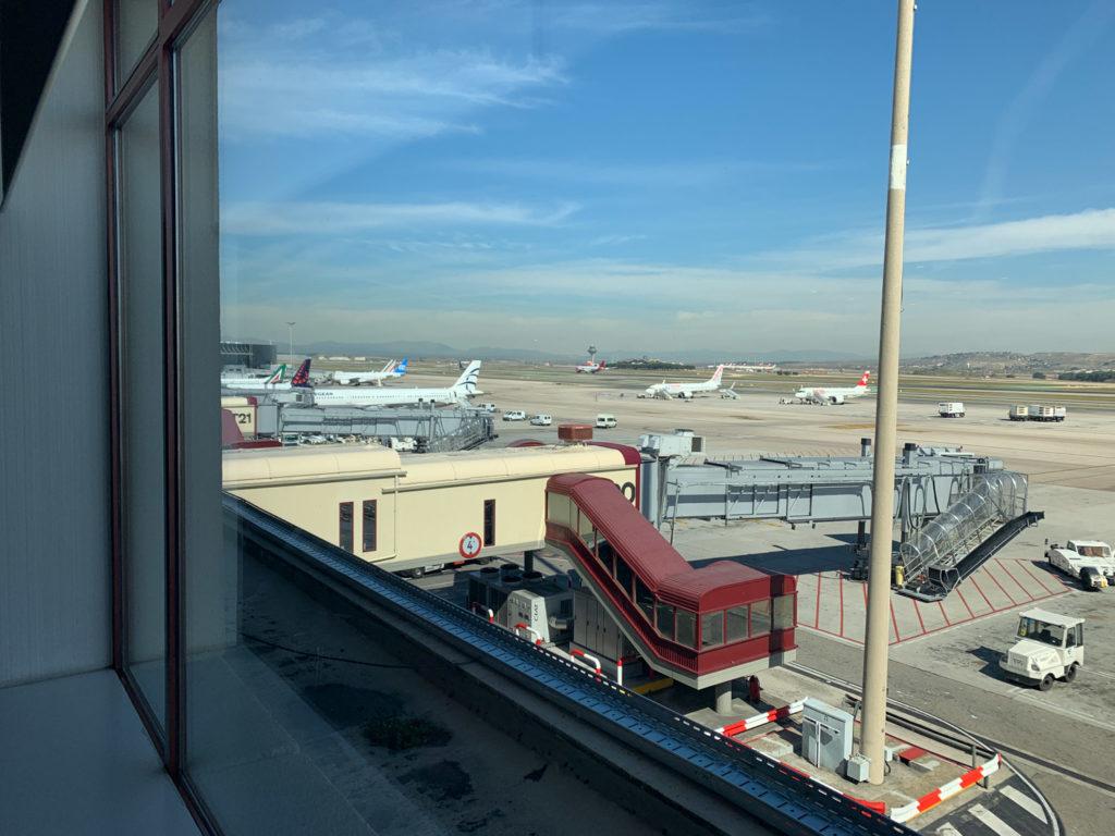 Puerta De Alcala VIP Lounge, Madrid Barajas Airport