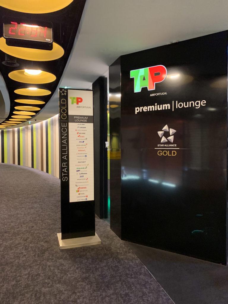 TAP Premium Lounge