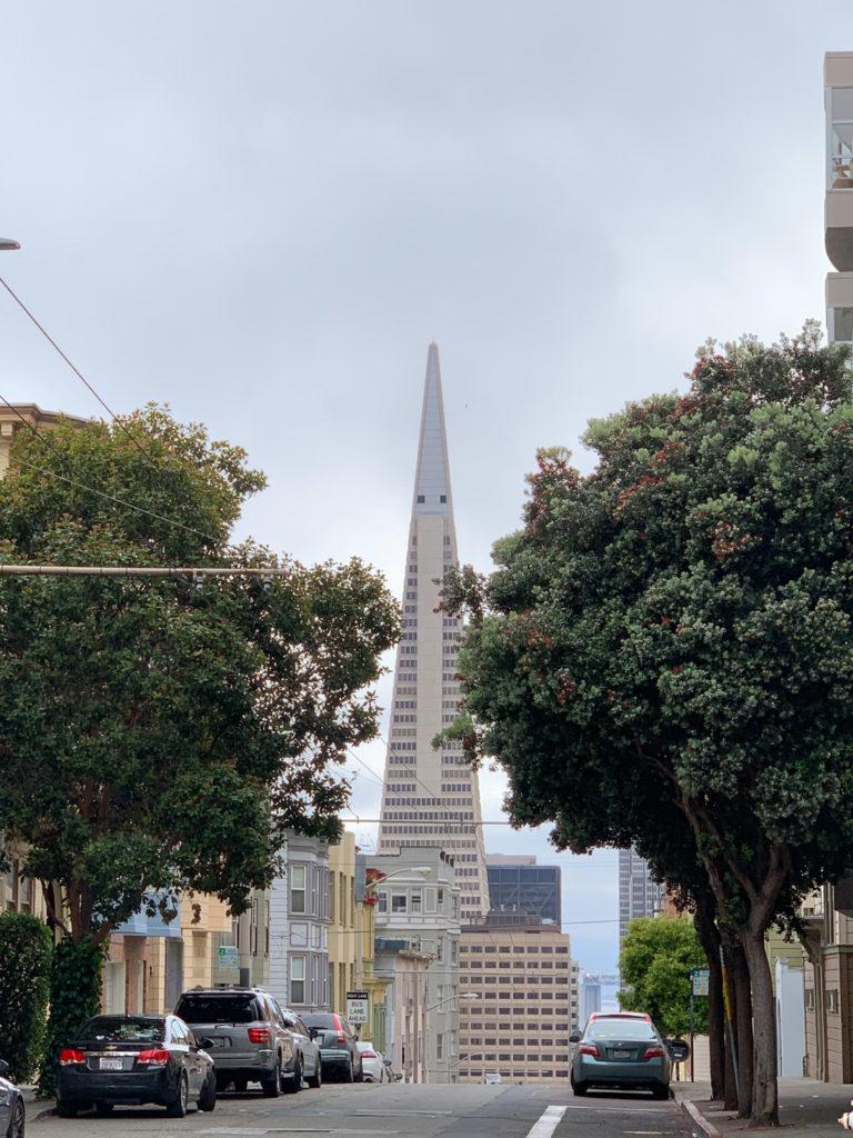 San Fransisco Transamerica Pyramid