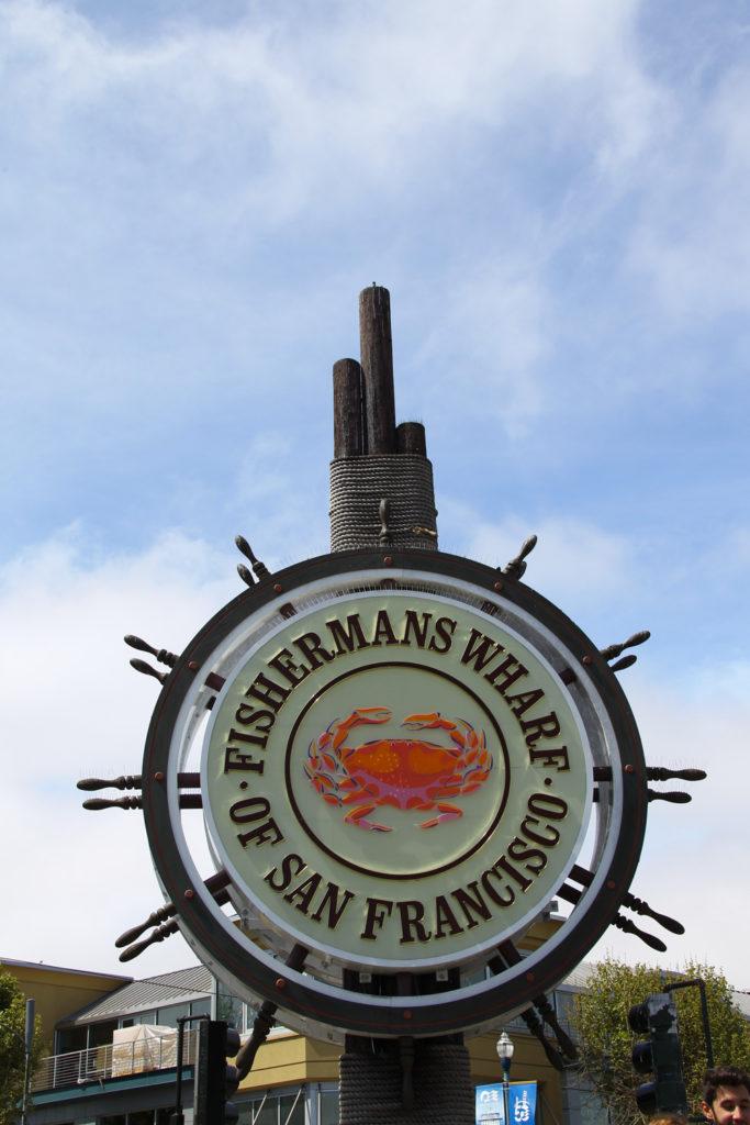 San Fransisco Fishermans Wharf