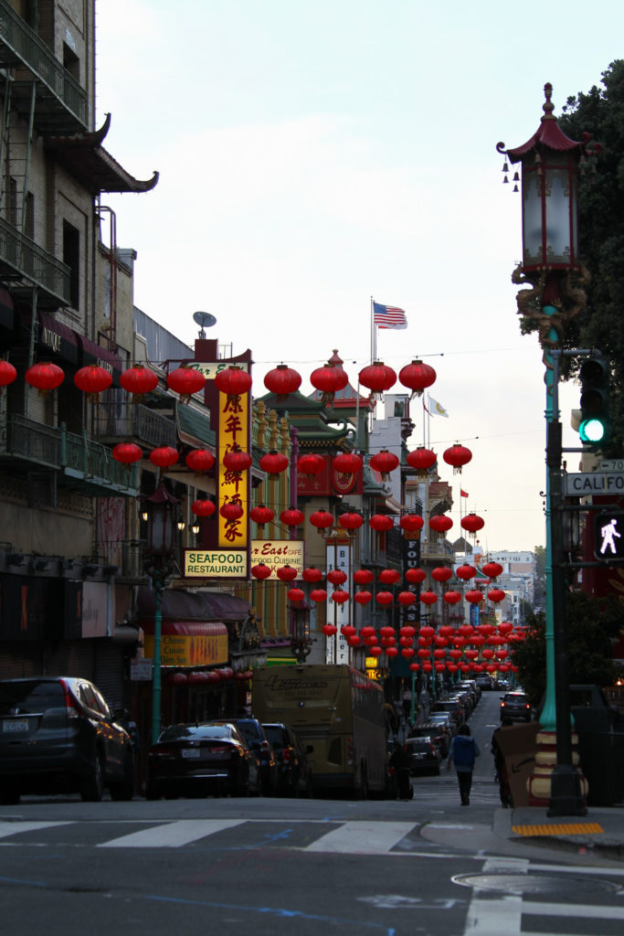 San Fransisco Chinatown