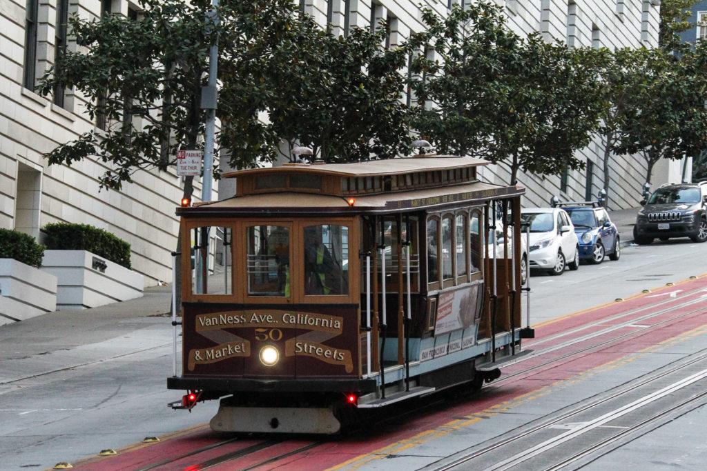 San Fransisco Cable Car