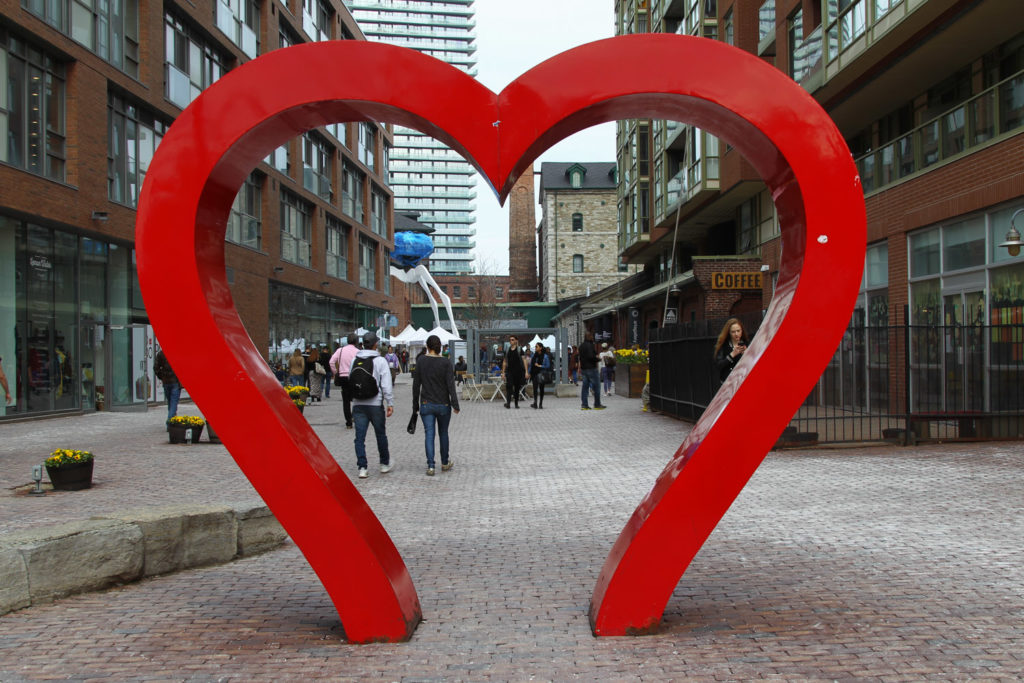 Toronto, Distillery District