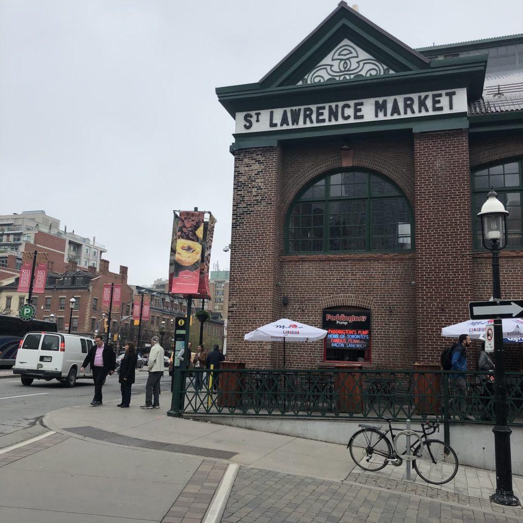 Toronto, St. Lawrence Market