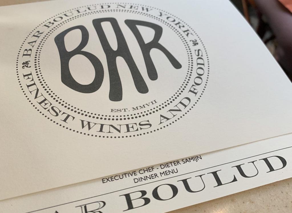 Bar Boulud Νέα Υόρκη