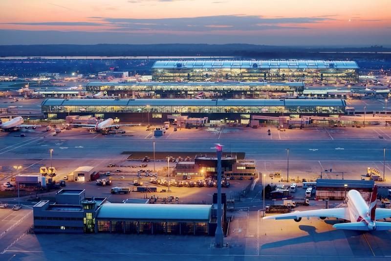 Heathrow Airport: κλείνει 2 από τα 4 ενεργά terminals