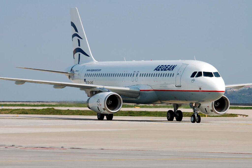 Aegean Airlines x2 μίλια εξαργύρωσης