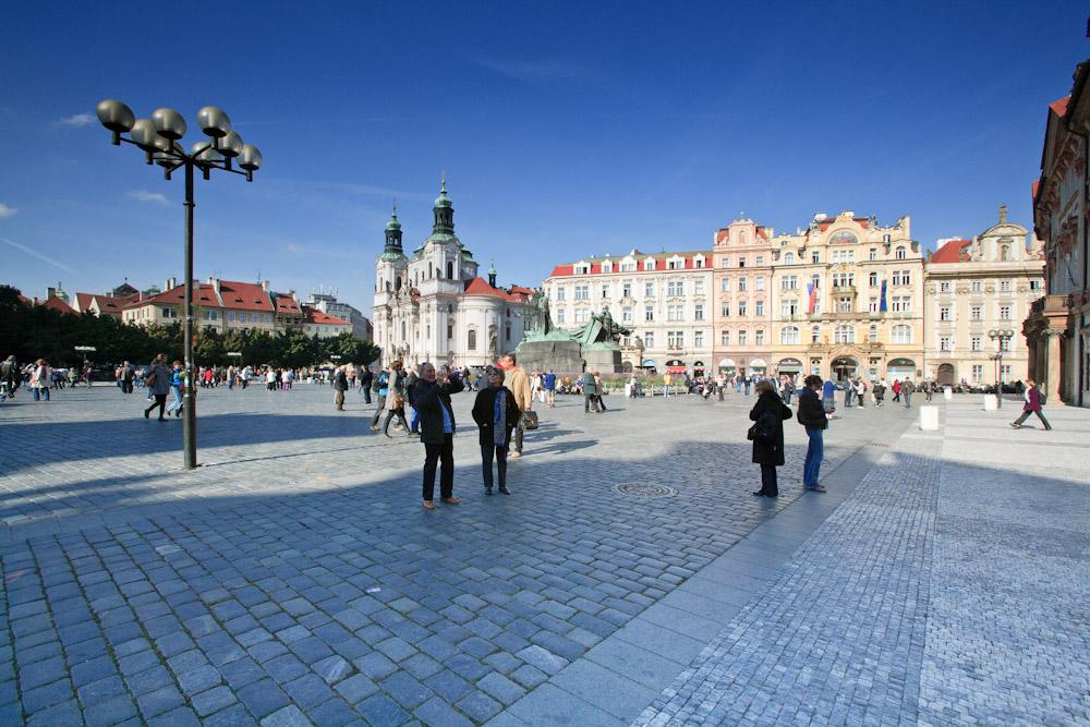 Πράγα, πλατεία παλιάς πόλης