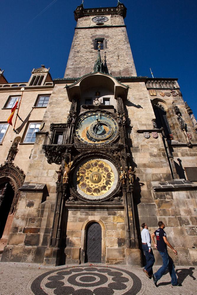 Πράγα - το αστρονομικό ρολόι