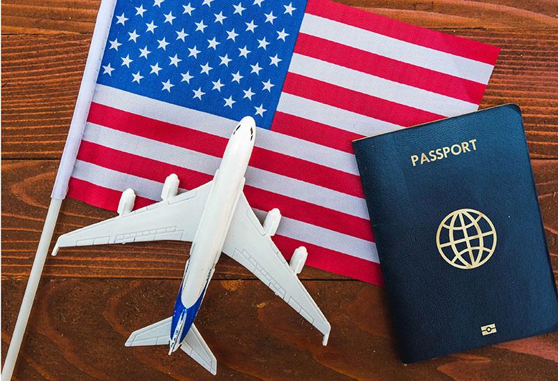 άρση περιορισμών ταξίδια ΗΠΑ
