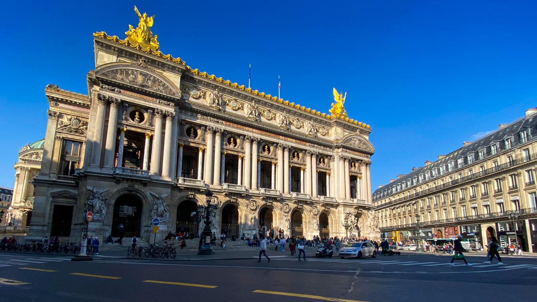 Σαββατοκύριακο στο Παρίσι